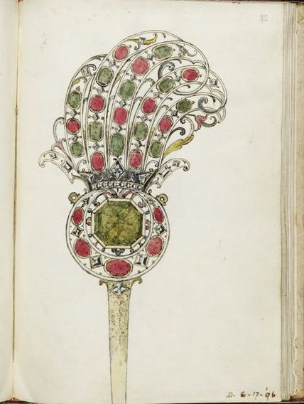 Anne of Denmark Lulls Jewels