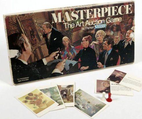 Masterpiece V & A 1970