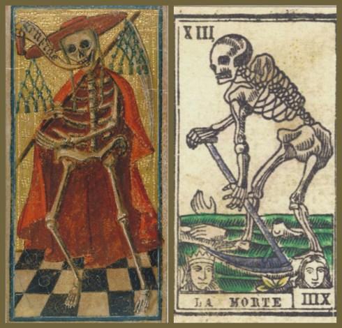 Tarot Cards XIII
