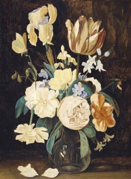 Elizabeth Carnarvon Painting RC