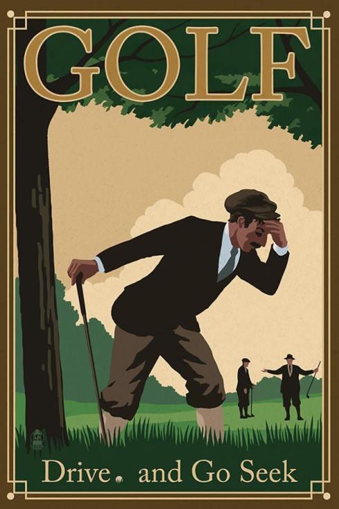 Lantern Press Golf