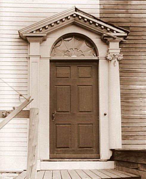 Cousins 1893 Door