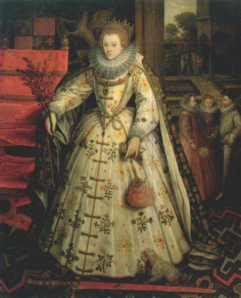 Elizabeth Peace Portrait