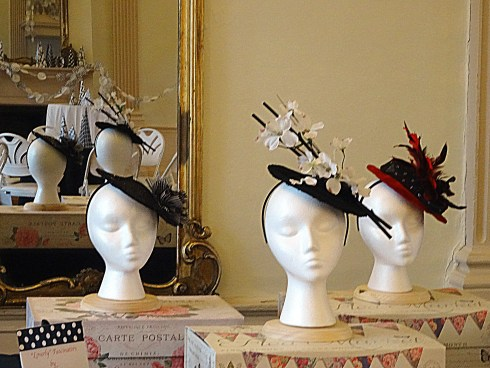 Fascinators in Salem