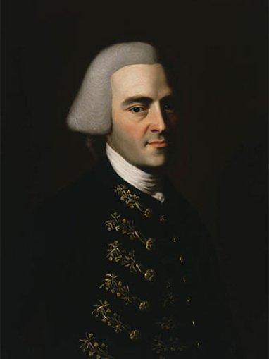 Hancock Copley Portrait MHS