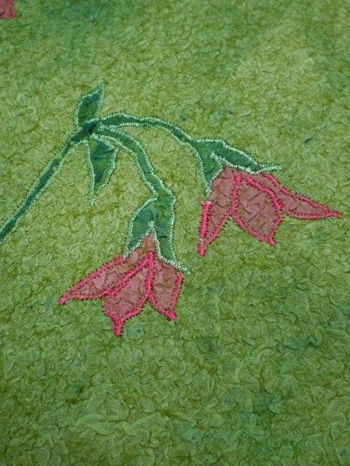 Linnaea Borealis Felted