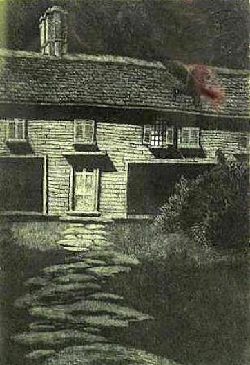 Witches House 1903 CF Mielatz