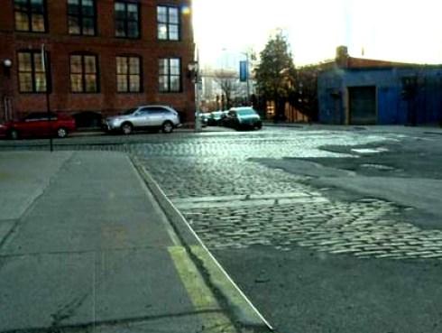 cobblestones Brooklyn NYT
