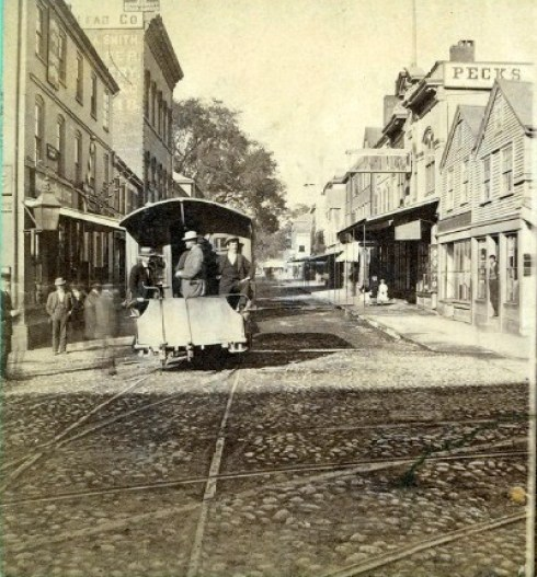 Essex Street HNE 1880s