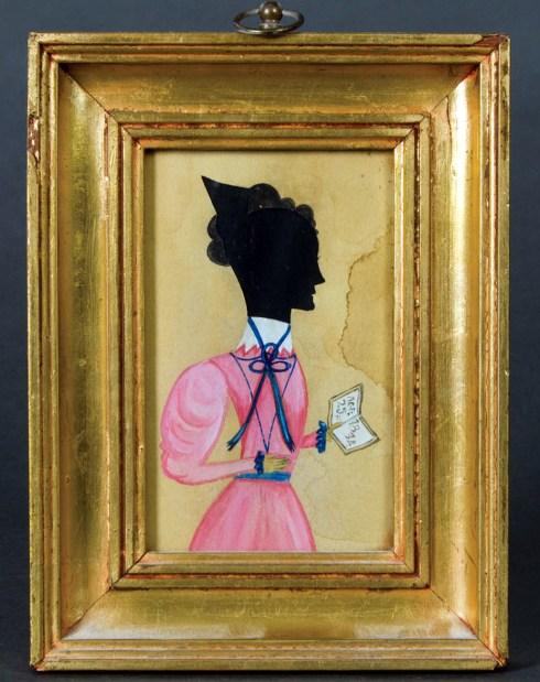 Puffy Sleeve Artist Pink
