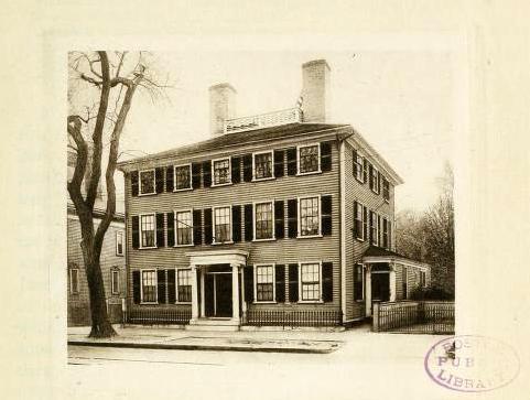 Endicott House 1902