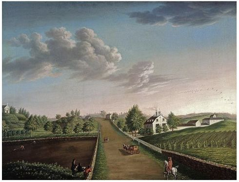 Corne Derby Farm 1800