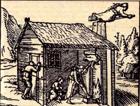 Witch House 1590