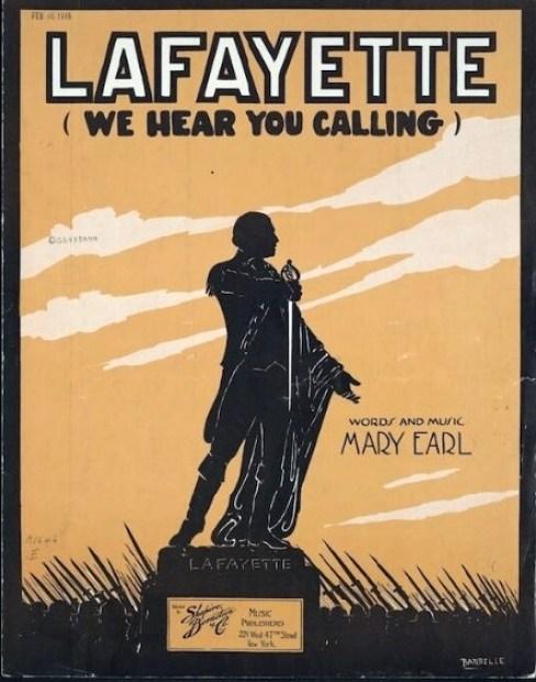 Lafayette Calling LC 1918