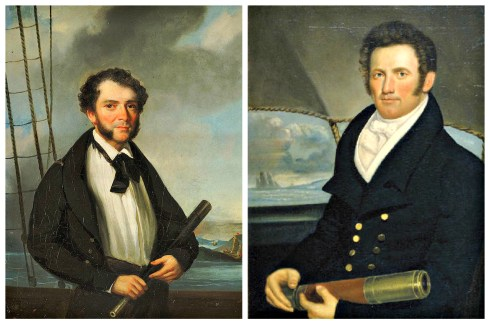 Sea Captains nineteenth century