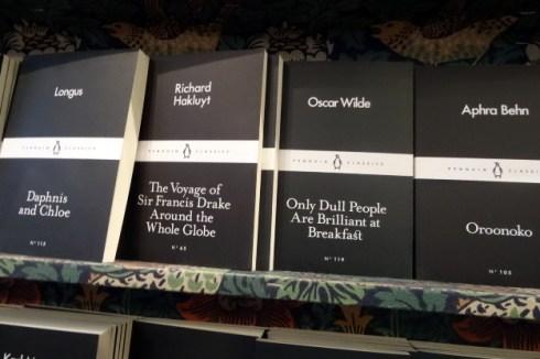 Daunt Books Display