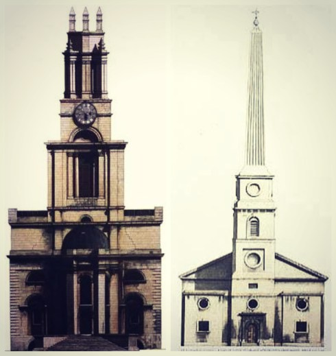 Ingamells Hawksmoor Collage