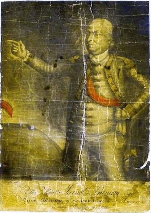 Selling Salem Putnam 1795