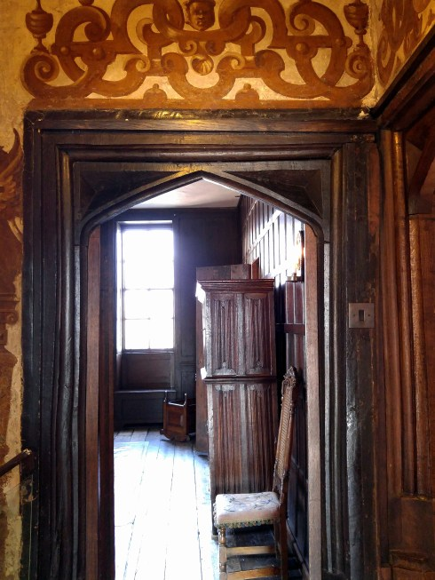 Sutton House doorway