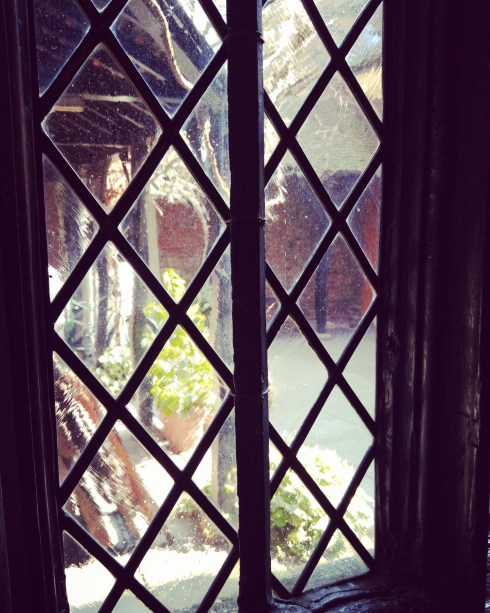Tudor Texture Sutton Window