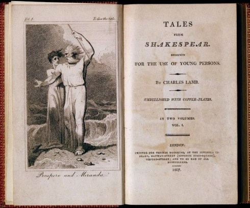 Tales from Shakespeare 1807