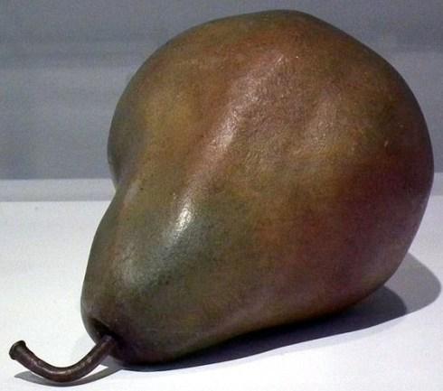 Pear Carving McIntire PEM