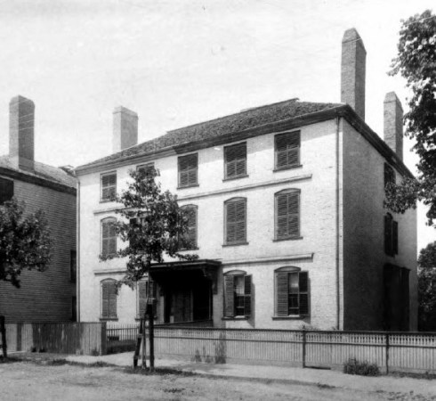 Haraden House Charter Street