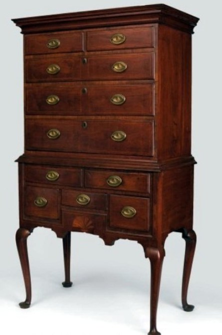 Hussey Morse Chest
