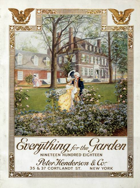 Everything for the Garden Henderson 1918