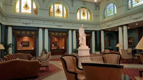 Richmond Lobby