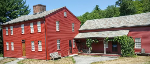 Fruitlands Farmhouse