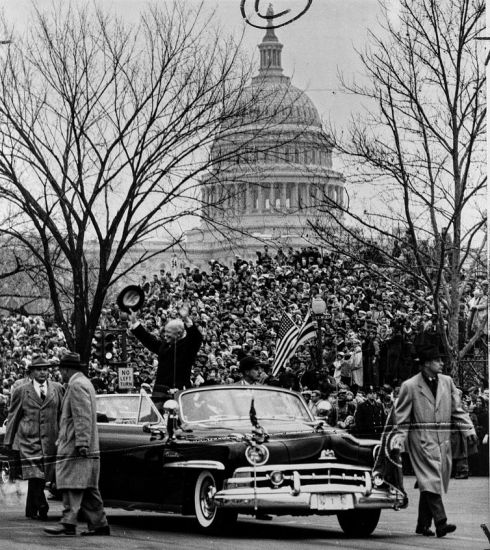inauguration-eisenhower-1957