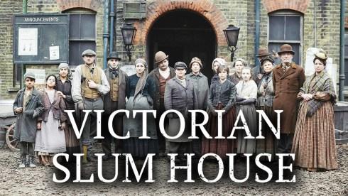 Victorian Slum House Cover