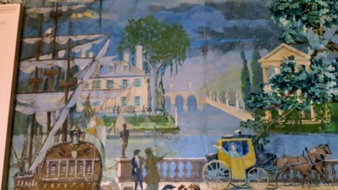 Hamilton Mural