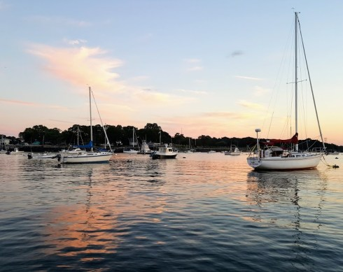 Late August Harbor