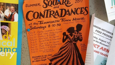 Tamworth Poster