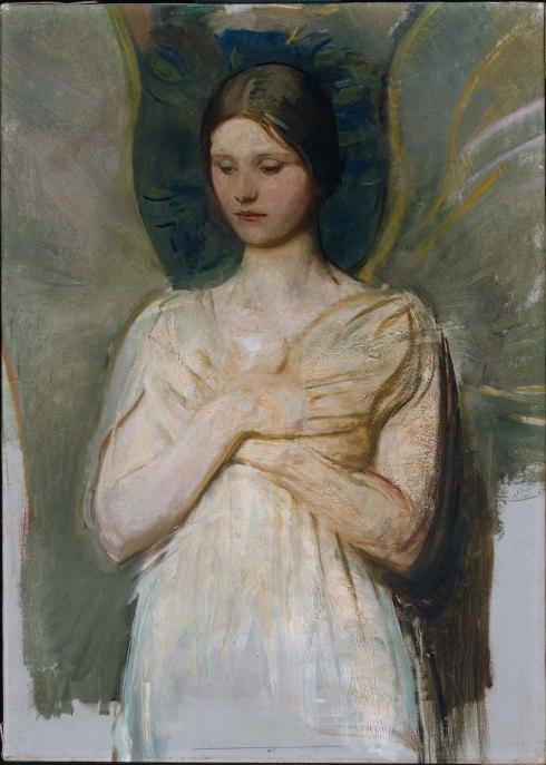 Thayer Angel 1903 MFA