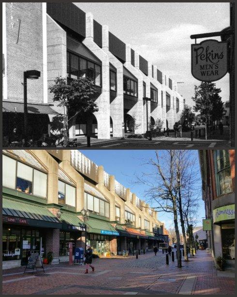 Essex Street collage