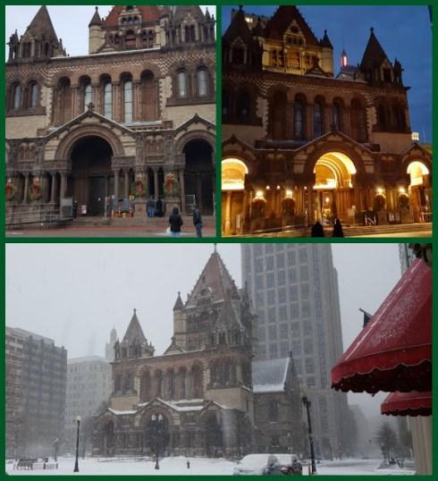 Christmas Break Collage