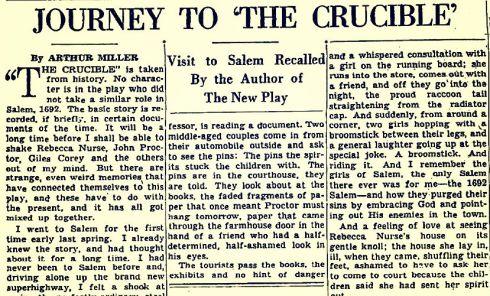 Salem's Museum NYT 1953 Feb 8.JPG