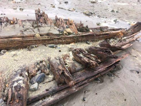 Shipwreck SS4