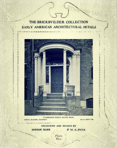 Gideon TUcker Brickbuilder 1915