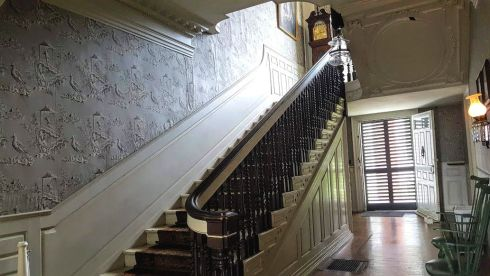 Langdon Hallway