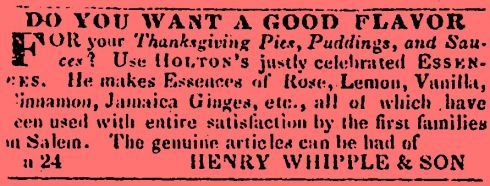 Thanksgiving Salem_Register_1851-12-15_1