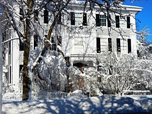 Snow Castle 2011