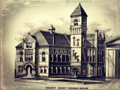 Salem 1897 Courthouses