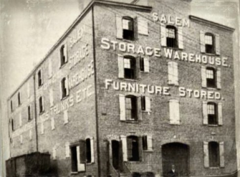 Salem 1897 Storage