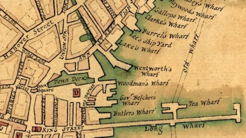 Wyatt 1775 Intrenchments Map 1775 (3)