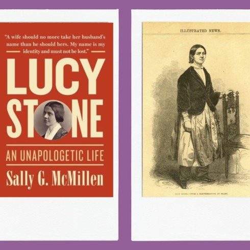 Books Lucy Stone Collage