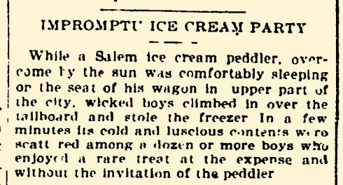Ice Cream NDN Aug 19 1989